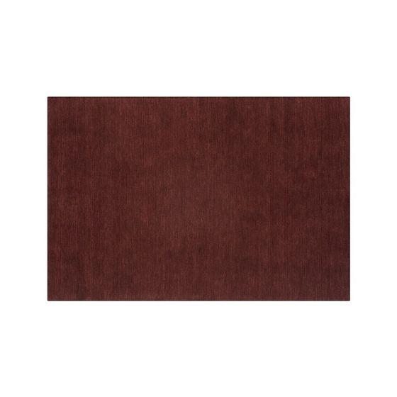 Alfombra-Baxter-de-lana-Rojo-Vino-305x427cm