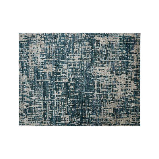 Alfombra-Celosia-Azul-Indigo-274x366cm