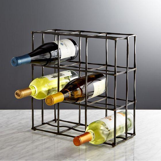 Estanteria para botellas great tienda online vino de - Estanterias para botellas ...