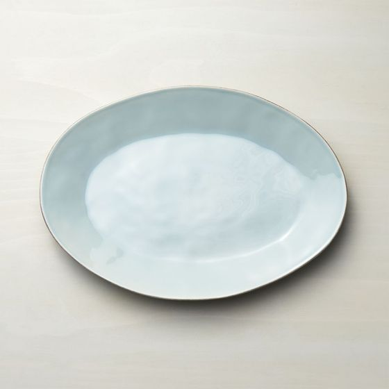 Plato-Ovalado-para-Servir-Marin-Pequeño-Azul-Celeste