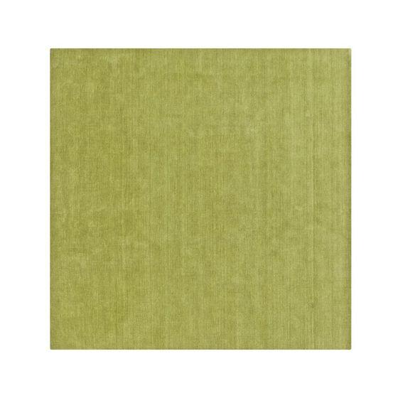Alfombra-Baxter-de-Lana-Verde-Limon-244x244cm