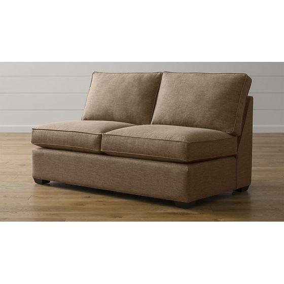 Piezas muebles for Sofa cama sin brazos