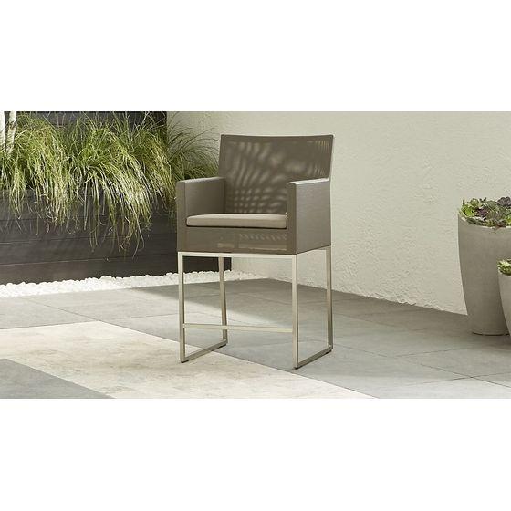 Muebles - Muebles de Comedor & Cocina - Bancos de Bar Aluminio ...