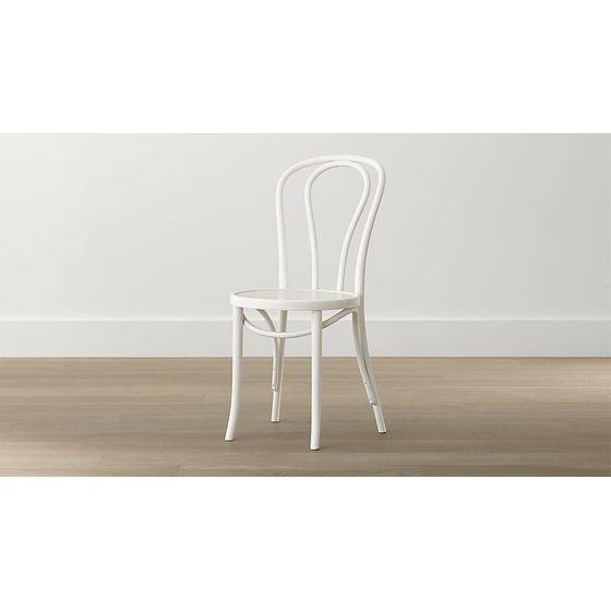 Sillas de comedor for Comedor de muebles de madera blanca