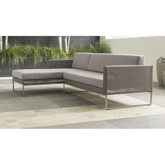 Sofas terraza muebles de palets sofa para terraza hecho for Terrazas con sofas