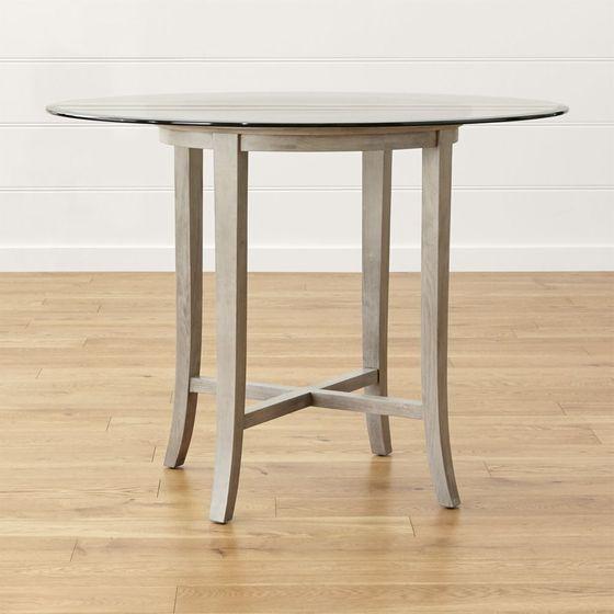 Muebles muebles de comedor cocina mesas de comedor for Mesas de comedor de vidrio redondas