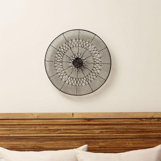 Adorno-de-Diseño-Circular-para-Pared-de-Metal-Grande