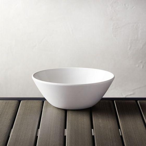 Bowl-Individual-de-Melamina-Lunea-de-16cm-Blanco