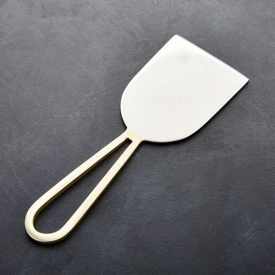 Cuchillo-de-Cuña-para-Quesos-Beck-Dorado