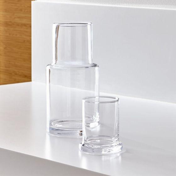 Garrafa-de-Vidrio-Transparente