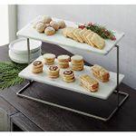 Bandeja-para-Servir-de-2-Niveles-de-Marmol-French-Kitchen