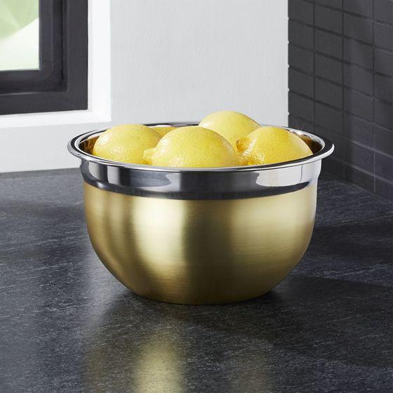 Acero Inoxidable em Cocina - Accesorios de Cocina - Bowls de ... 362fa667494e