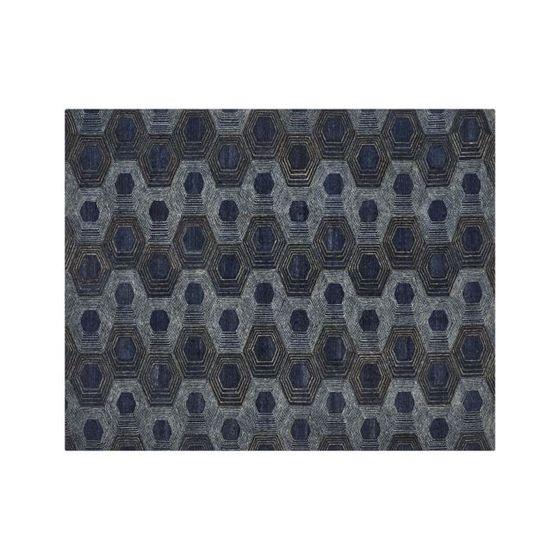 Alfombra-Gramercy-Azul-244x305cm