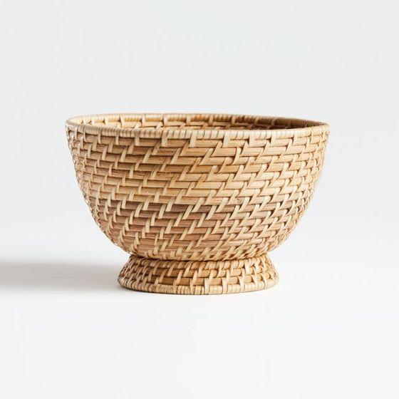Bowl-en-Ratan-Pequeño-Artesia