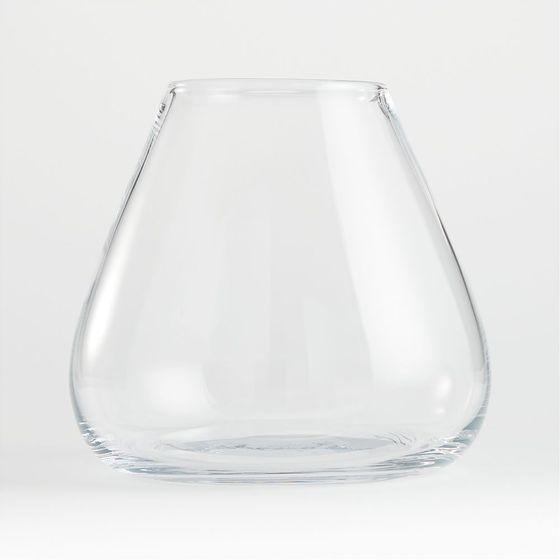 Florero-en-Vidrio-Laurel-20-cm