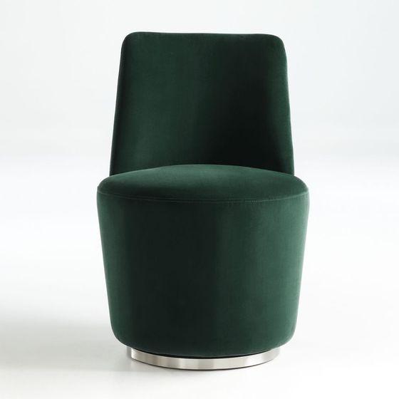 Silla-de-Comedor-Ofelia-85-cm-Verde-en-Terciopelo