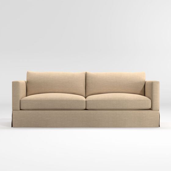Sofa-Magritte-4-Puestos-218-cm-en-Poliester-Aterciopelado-