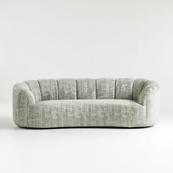Sofa-Rouelle-Channel-4-Puestos-233-cm-en-Poliester-Aterciopelado-