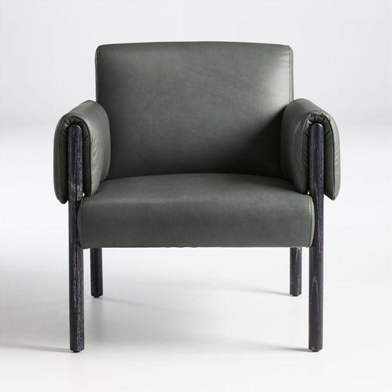 Poltrona-Diderot-en-Cuero-Negro