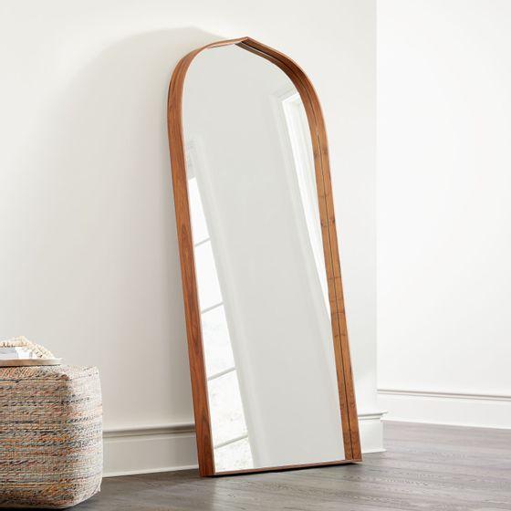 Espejo-de-Piso-Penarth-Nuez-en-Madera-193x90-cm-