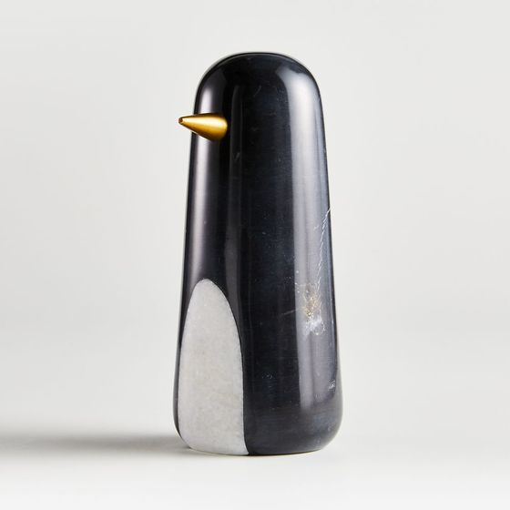 Escultura-de-Pinguino-en-Marmol