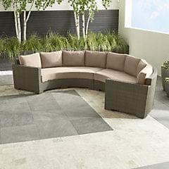Muebles terraza rattan muebles de jardn juego de for Muebles terraza rattan pvc chile